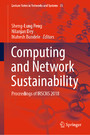 Computing and Network Sustainability - Proceedings of IRSCNS 2018